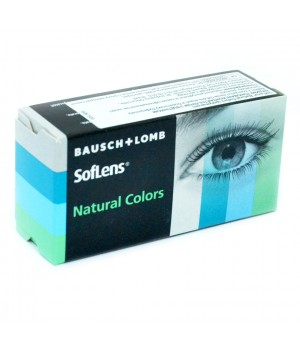 КОНТАКТНЫЕ ЛИНЗЫ SOFLENS NATURAL COLORS