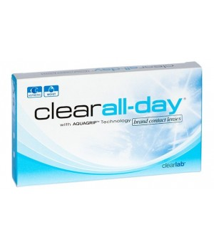 КОНТАКТНЫЕ ЛИНЗЫ CLEAR ALL-DAY